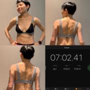 劉美君曾表示其喼弗秘訣,是20年來養成早睡早起習慣。(facebook圖片)