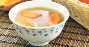 木瓜雪梨乾糖水 清心安神潤燥咳|中醫食譜