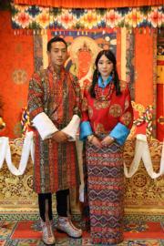「幸福之國」不丹國王嫁妹 27歲公主才貌兼備 飛機師駙馬是王后弟弟【多圖】