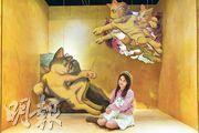 藝術展:帶同主子走入「貓咪名畫」