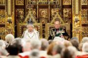英女王(左)與菲臘親王(右)(The Royal Family facebook圖片Press Association)