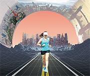 疫下停賽失目標? 挑戰虛擬跑 衝破國界彈性大