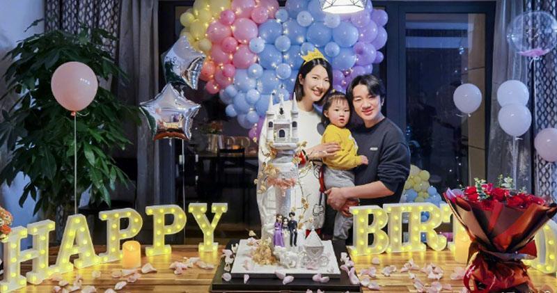 36歲生日|李亞男收老公王祖藍驚喜 蔡少芬孫耀威閃現 (22:58)