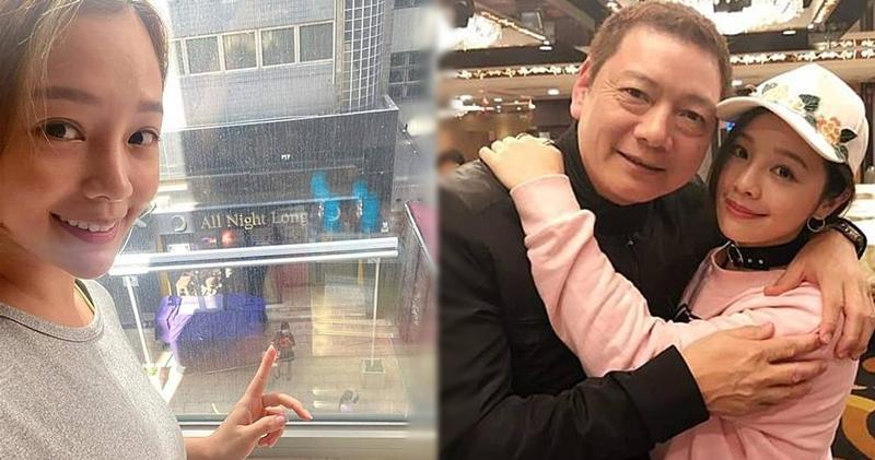 父親意外離世 陳芷尤新加坡返港奔喪 酒店內隔離與街上母親對望 (16:33)