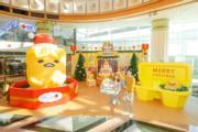 聖誕好去處2020|梳乎蛋@置富Malls:3.5米高梳乎蛋充氣裝置