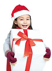 聖誕快樂:給小寶貝送上貼心禮物