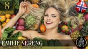【全球百大美女2019】第8位:挪威模特兒Emilie Nereng(TC Candler YouTube影片截圖)