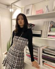 【全球百大美女2019】第19位:韓國女團Blackpink成員Jennie Kim(jennierubyjane Instagram圖片)