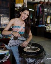【全球百大美女2019】第30位:泰國女星Urassaya Sperbund(urassayas Instagram圖片)