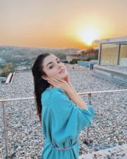 【全球百大美女2020】第26位:土耳其女星Hande Erçel(handemiyy Instagram圖片)
