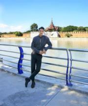 【全球百大俊男2020】第10位:緬甸模特兒Paing Takhon(paing_takhon Instagram圖片)