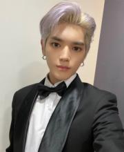 【全球百大俊男2020】第15位:韓國男團NCT成員泰容(TAEYONG, Lee Tae-Yong)(nct Instagram圖片)