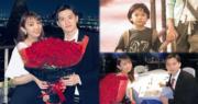 童星出身的中日混血兒原島大地,今年5月宣布與22歲的日本女孩HaRuNa(晴奈)結婚。(原島大地微博圖片 / 資料圖片 / 明報製圖)