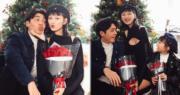 羅孝勇與模媽王丹妮聖誕節時宣布已婚。(資料圖片 / 明報製圖)