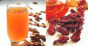 洛神花食譜:洛神花酸梅湯 疏肝和胃 養陰生津