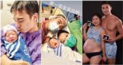 吳雲甫與瑜伽導師女友林瑋如今年內結婚兼生仔。(網上圖片/資料圖片/明報製圖)