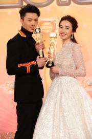 王浩信和朱千雪曾憑《EU超時任務》奪獎。(資料圖片)