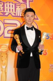 王浩信相隔3年再登上視帝寶座。(資料圖片)