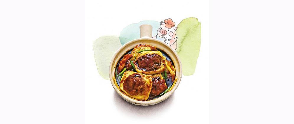 讀食時光:實惠煲仔菜 東江釀豆腐煲