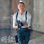 《007:生死有時》三度延期避疫 改期撞正《魔比煞》 骨牌效應多片押後