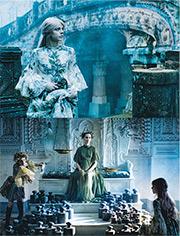 Dior 塔羅占卜魔境 衣飾綺麗動人