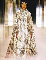Fendi 文藝作靈感 雲石紋理化成織花絲綢
