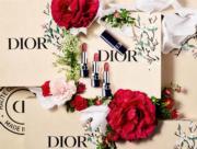 Dior傲姿唇膏珍藏版  花卉護唇提升靚靚唇妝