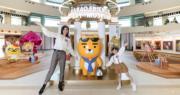 好去處|Kakao Friends藝術館@沙田新城市廣場:Kakao Friends融入經典名畫、2.5米高粉紅電鍍Apeach