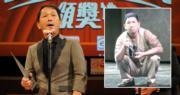 智叔曾以《秒速18米》獲香港舞台劇獎「最佳男配角(悲劇/正劇)」。(資料圖片/網上視頻截圖/明報製圖)