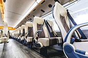 遊車河之選:機場巴士座位格外舒適寬闊