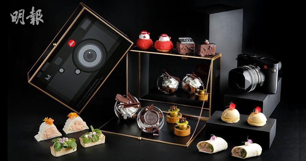 OL閨蜜下午茶之選|Leica X 朗廷酒店 歎下午茶以優惠價參加Leica攝影課程