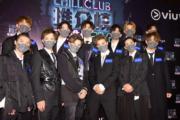 MIRROR和隊中成員在頒獎禮成績亮麗。(鍾偉茵攝)