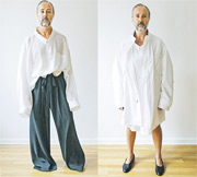 News:白恤衫打破性別框框