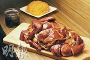 慢煮豉油雞 煙熏添櫻香