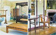 英國莊主舊藏 估價逾千萬  黃花梨交椅 神獸顯尊榮