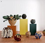 style hub:採用剩餘材料 編織陶鍋上的藝術