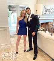 入稟廢除監護權 新歡舊愛齊聲援 Britney Spears自比性奴被禁生育