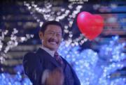 KK向田田大嗌:「田田,I love you!」(ViuTV截圖)