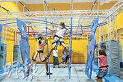 邊度玩:牆區3級跳 挑戰極限忍者
