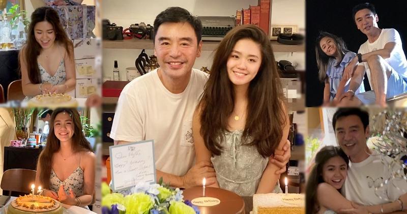 餅印父女|鍾鎮濤女兒鍾懿17歲生日 少女味爆燈 (17:26)