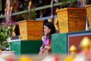 2021年8月19日,不丹王后佩馬(Jetsun Pema facebook圖片)