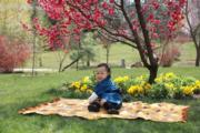 2021年3月19日,不丹二王子Jigme Ugyen Wangchuck。(His Majesty King Jigme Khesar Namgyel Wangchuck facebook圖片)