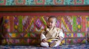 不丹二王子(His Majesty King Jigme Khesar Namgyel Wangchuck facebook圖片)