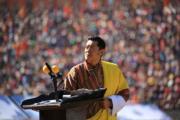 2019年12月18日,不丹國王基沙爾(His Majesty King Jigme Khesar Namgyel Wangchuck facebook圖片)