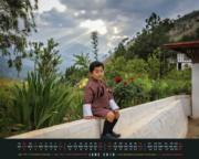 2019年6月,小王儲Jigme Namgyel Wangchuck(yellow.bt網站圖片)