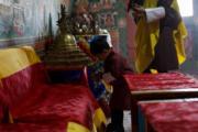 2018年4月27日,不丹小王儲(His Majesty King Jigme Khesar Namgyel Wangchuck facebook圖片)