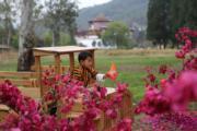 2018年4月25日,不丹小王儲(His Majesty King Jigme Khesar Namgyel Wangchuck facebook圖片)