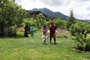 (The Royal Family of Bhutan facebook圖片)