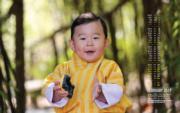 不丹小王儲Jigme Namgyel Wangchuck(不丹王室網站圖片)
