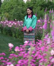 不丹王后佩馬(不丹王后佩馬facebook圖片)